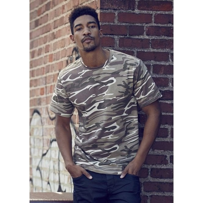 Heavy Camouflage T-Shirt