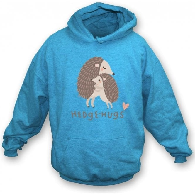 Hedge Hugs Kids Hooded Sweatshirt