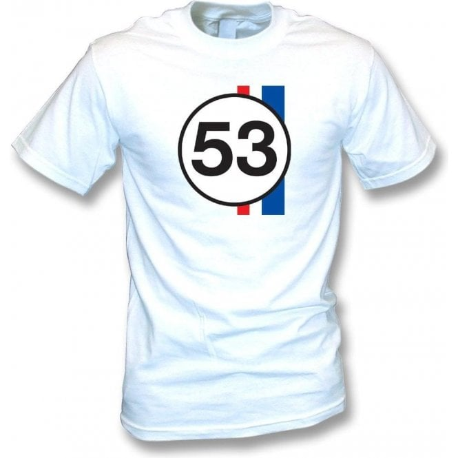 Herbie 53 Kids T-Shirt