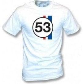 Herbie 53 Kids T-Shirt