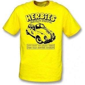 Herbie's Driving School Children's T-shirt