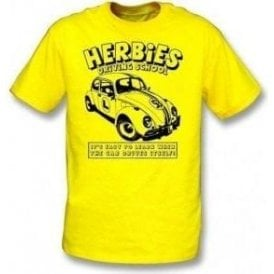 Herbie's Driving School Children's T-shirt