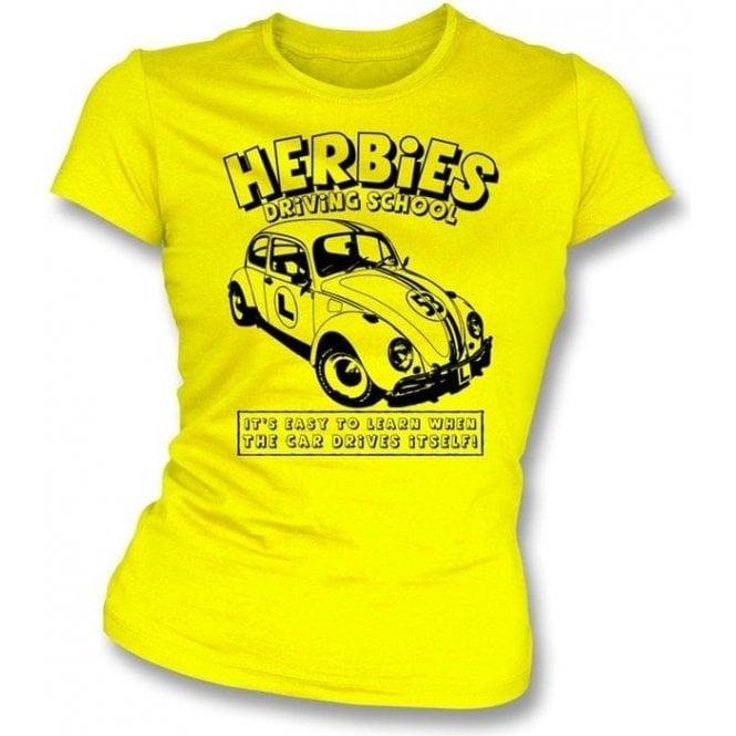 Herbie's Driving School Girl's Slim-Fit
