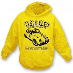 Herbie's Driving School Hooded Sweatshirt