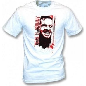 Here's Johnny (Inspired by The Shining) T-Shirt