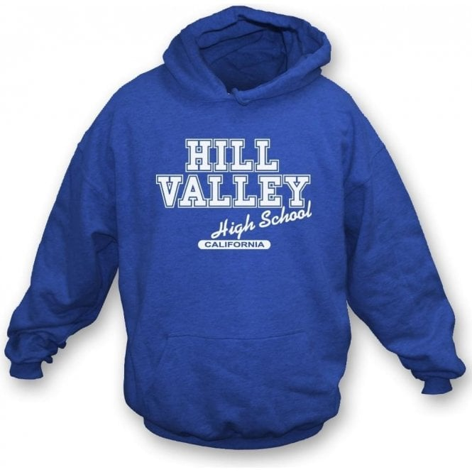 Hill Valley High School Hooded Sweatshirt