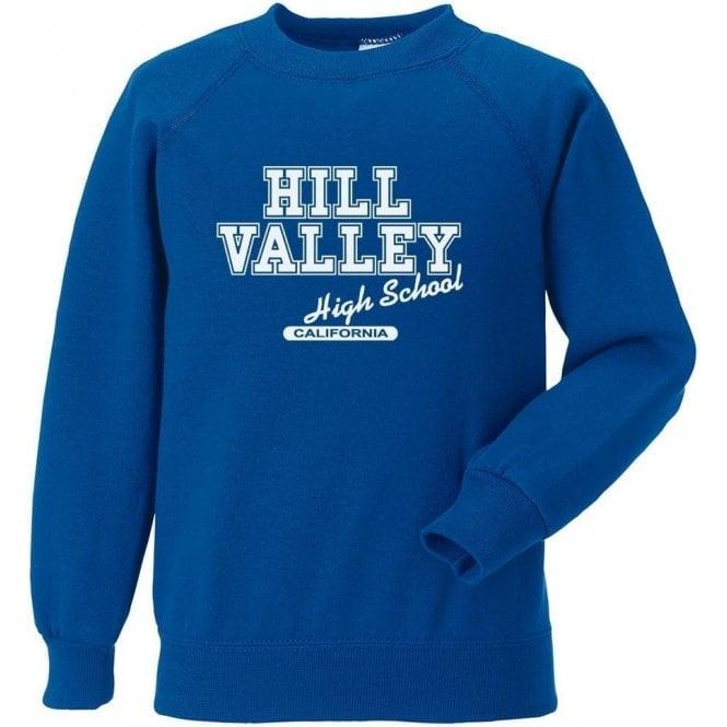 Hill Valley High School Sweatshirt