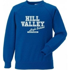 Hill Valley High School Sweatshirt