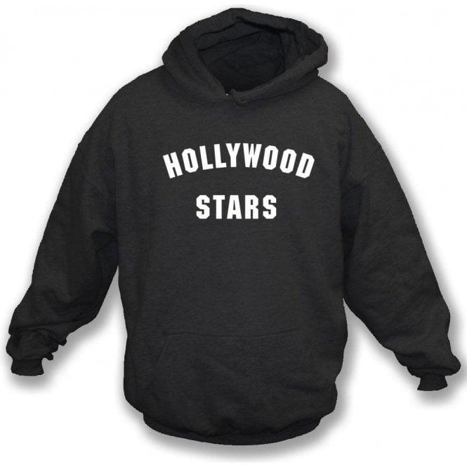 Hollywood Stars (As Worn By Thom Yorke, Radiohead) Hooded Sweatshirt
