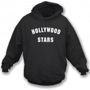 Hollywood Stars (As Worn By Thom Yorke, Radiohead) Hooded Sweatshirt