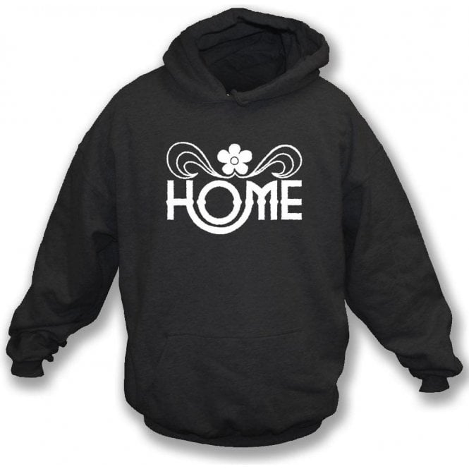 Home (As Worn By John Lennon, The Beatles) Hooded Sweatshirt
