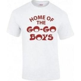 Home Of The Go-Go Boys (As Worn By Debbie Harry, Blondie) T-Shirt