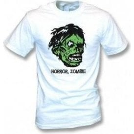 Horror, Zombie (As Worn By Kirk Hammett, Metallica) T-Shirt