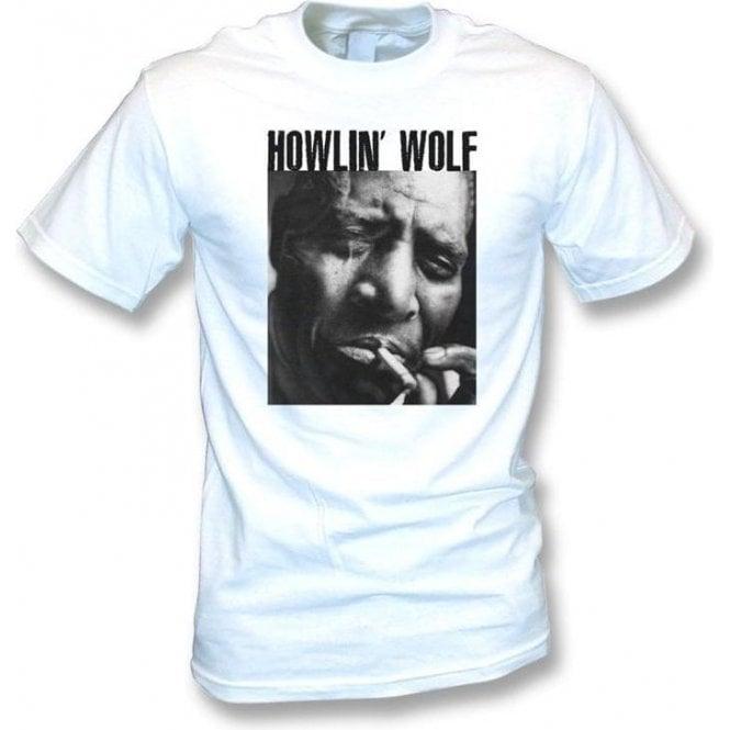 Howlin' Wolf Blues Legend Vintage Wash T-Shirt