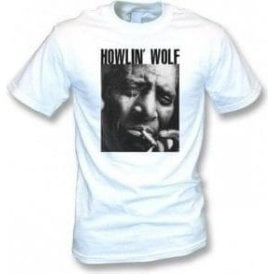 Howlin' Wolf Blues Legend Vintage Wash T-Shirt