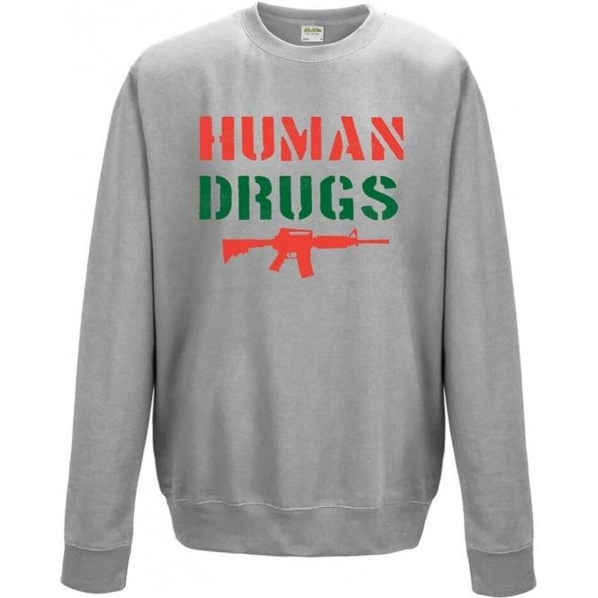 Human Drugs (As Worn By Joe Strummer, The Clash) Sweatshirt