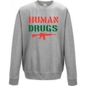 Human Drugs (As Worn By Joe Strummer, The Clash) Sweatshirt