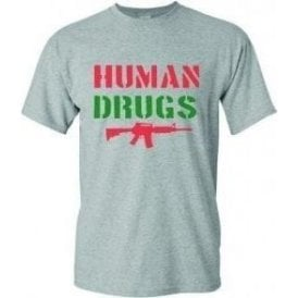 Human Drugs (As Worn By Joe Strummer, The Clash) T-Shirt