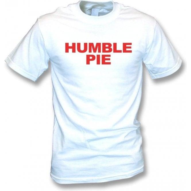 Humble Pie Logo (As Worn By Steve Marriott, Humble Pie) T-Shirt