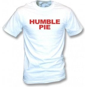 Humble Pie Logo (As Worn By Steve Marriott, Humble Pie) T-Shirt