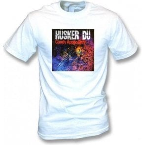Husker Du Candy Apple T-shirt