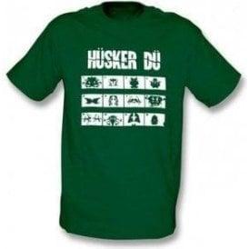 Husker Du Everything Falls Apart T-shirt