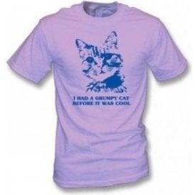 I Had A Grumpy Cat Before It Was Cool Kids T-Shirt