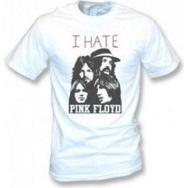 I Hate Pink Floyd (As worn by the Sex Pistols) Vintage Wash T-shirt