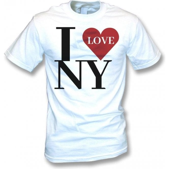 I Love New York (As Worn By Iggy Pop) Kids T-Shirt