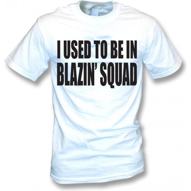I Used To Be In Blazin' Squad (Inspired by Love Island) Kids T-Shirt