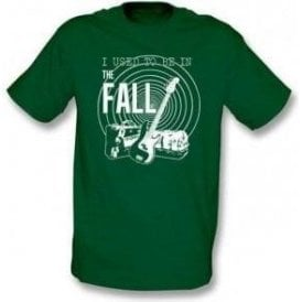 I used to be in The Fall T-shirt
