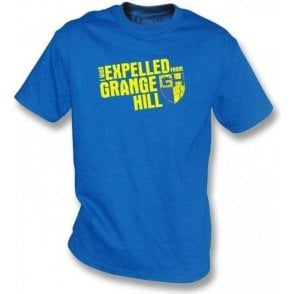 I was Expelled From Grange Hill T-shirt