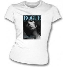 Ian Brown (The Stone Roses) Rogue Womens Slim Fit T-Shirt