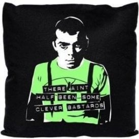 Ian Dury - Clever Bastards Cushion