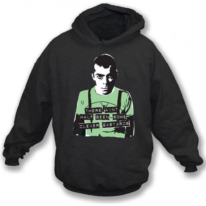Ian Dury - Clever Bastards Hooded Sweatshirt