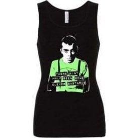 Ian Dury - Clever Bastards Women's Baby Rib Tank Top