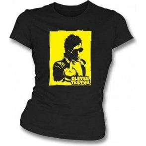 Ian Dury - Clever Trevor Girl's Slim-Fit T-shirt