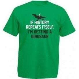 If History Repeats Itself... Kids T-Shirt