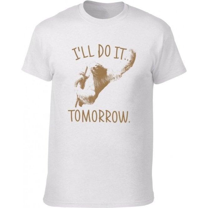I'll Do It Tomorrow Kids T-Shirt