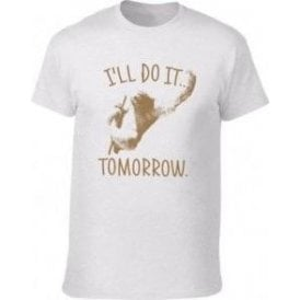 I'll Do It Tomorrow Kids T-Shirt