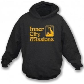Inner City Missions (As Worn By Kurt Cobain, Nirvana) Hooded Sweatshirt