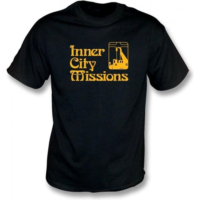 Inner City Missions (As Worn By Kurt Cobain, Nirvana) T-Shirt
