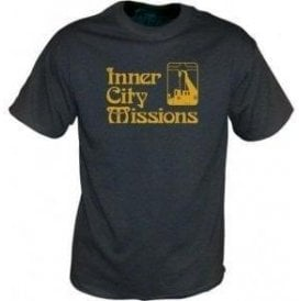 Inner City Missions (As Worn By Kurt Cobain, Nirvana) Vintage Wash