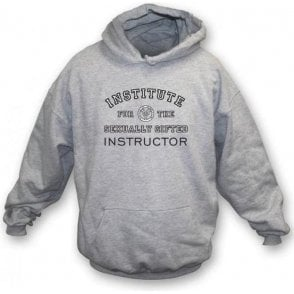 Institute for the Sexually Gifted Hooded Sweatshirt