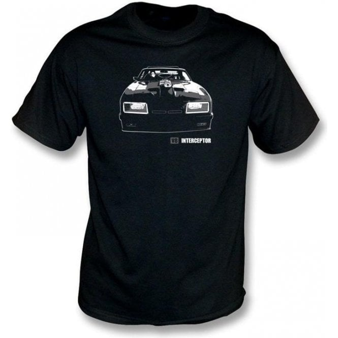 Interceptor (Inspired by Mad Max) T-Shirt
