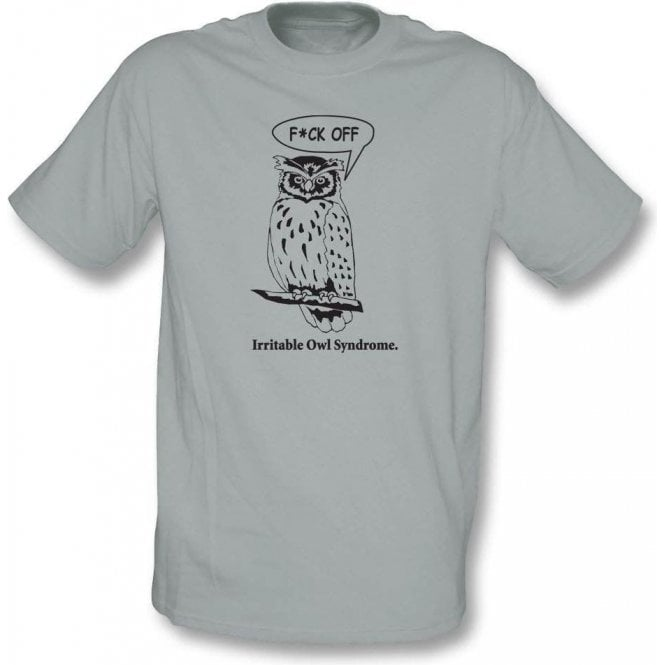 Irritable Owl Syndrome T-Shirt