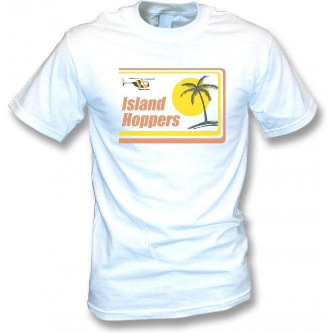 Island Hoppers (Inspired by Magnum, P.I.) Vintage Wash T-Shirt