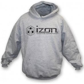 Izon Weapons Corporation (Cube2 Hypercube) Hooded Sweatshirt