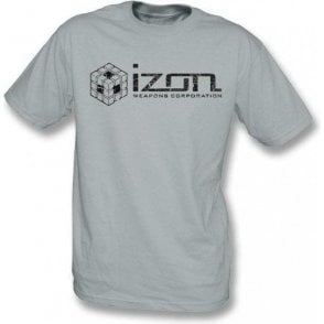 Izon Weapons Corporation (Cube2 Hypercube) T-Shirt