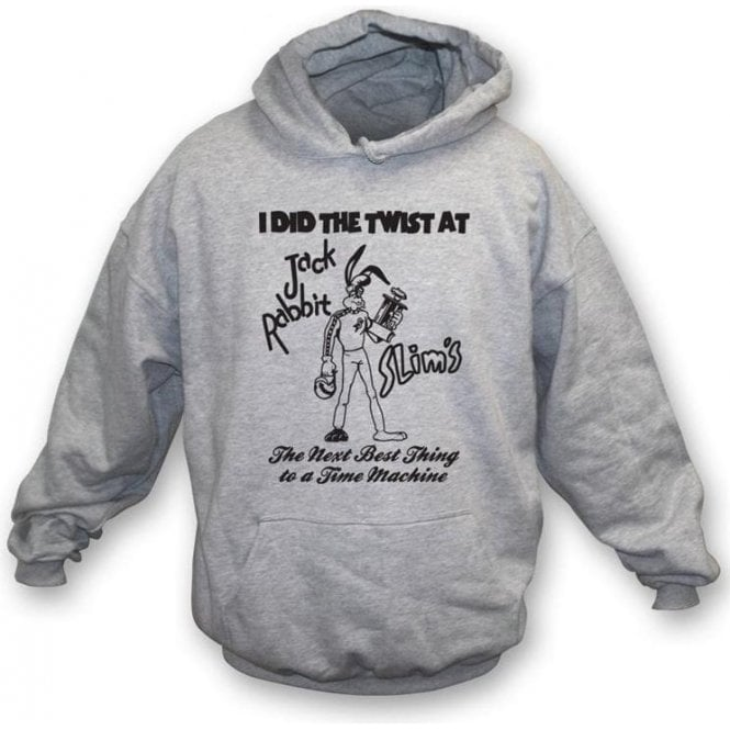 Jack Rabbit Slim's (Inspired by Pulp Fiction) Hooded Sweatshirt